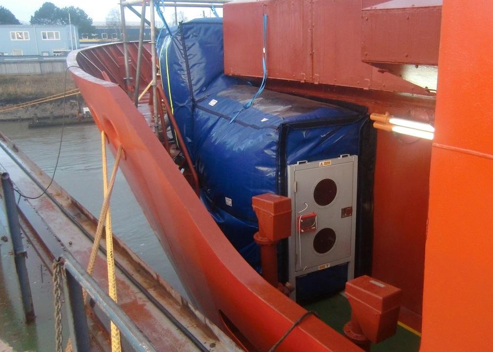 safehouse habitat on tanker